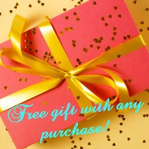 💝 FREE GIFT WITH ANY PURCHASE LIMITED TIME💝